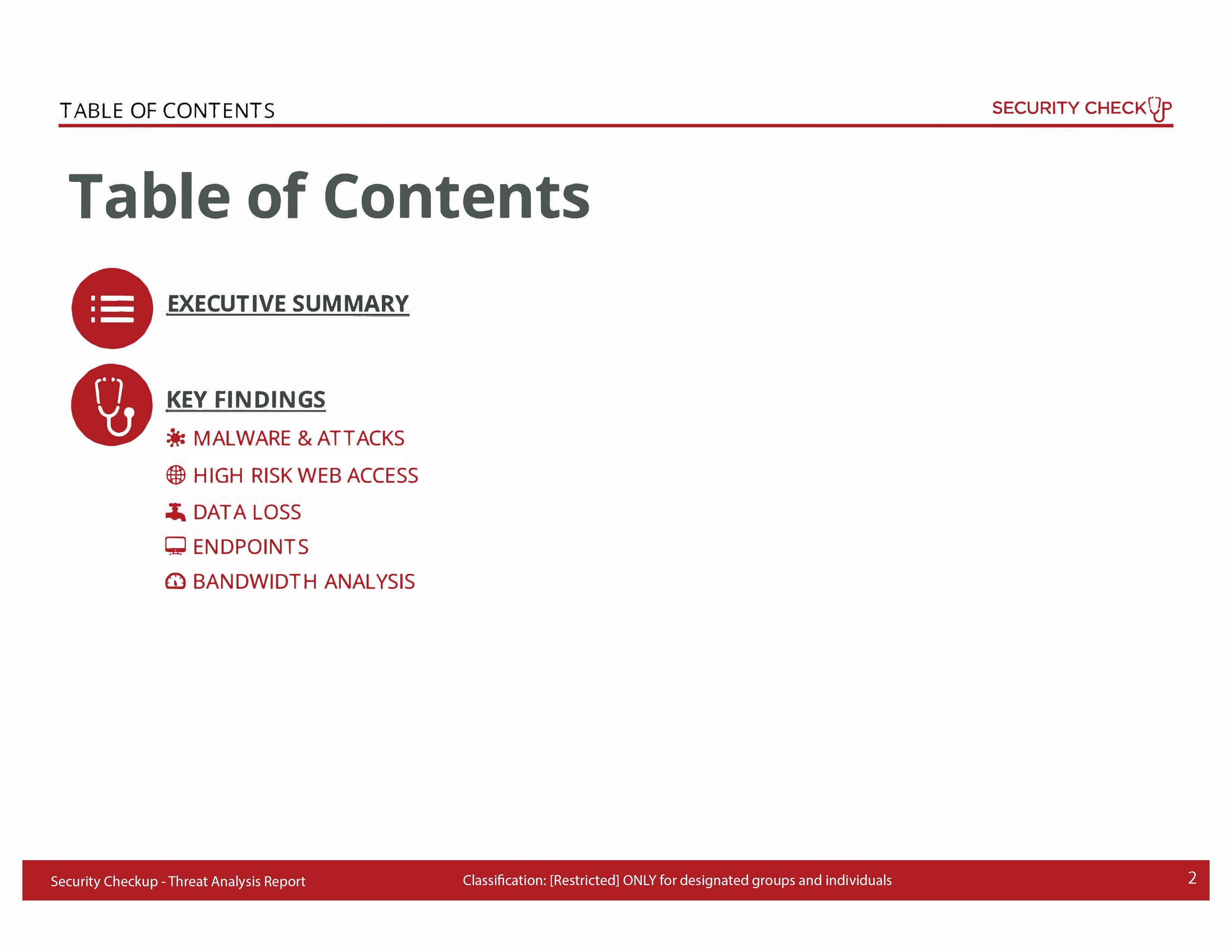 Threat Vulnerability Assessment Services Infonaligy Partners – Sample Threat Assessment